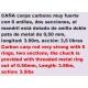 OMEGA CARP 13'(3.90) 3.50LB.