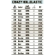 CRAZY HOL. ELASTIC SOFT 800%