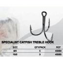 TRIPLE HOOKS CATFISH SPECIALIST