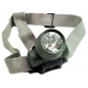 LINEAEFFE head lamp halogen + 3 led