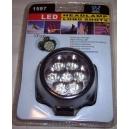 HEAD FLASHLIGHT LEDS