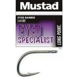 MUSTAD HOOK EYED SPECIALIST