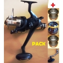 PACK NEW REEL VEGA LW80