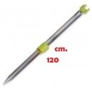 aluminum adjustable support rods