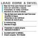 LEAD CORE & SWIVEL