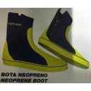 botas de neopreno