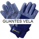 LEATHER GLOVES VELA