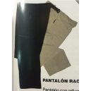 RACE TROUSER NAVY