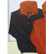 Wind jacket blau / rot