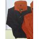 wind jacket BLU / ROSSO