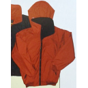 WIND JACKET RED / BLUE