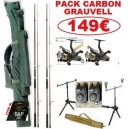 PACK CARBON GRAUVELL