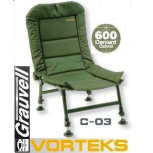 CARP CHAIR Vorteks C-03