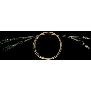 7x7 steel trace swirls + snaps