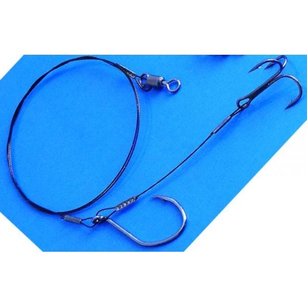 Dam 4994012 4994009 7x7 stahlvorfach wirbel drilling - Cable acero trenzado ...