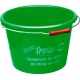 GREEN BUCKET 17L. CLUB