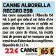 ALBORELLA ROD RECORD 250