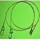 Câble en acier Émerillon, 2 unités