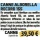 ALBORELLA ROD RECORD 155