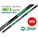 SENSAS POLE ROD POWER MATCH MANOFLEX 964 RIVER