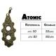 PLOMO ATOMIC PLASTIC MIX
