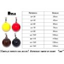 BLEI BALL PLASTIC MIX