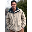 ALPHADVENTURE STORM JACKET NAVY / REMOVABLE