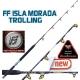 FISHING FERRARI CAÑA TROLLING ISLA MORADA