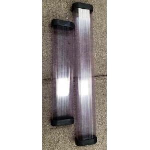 Tubo pvc trasparente oval ovalado porta flotadores floats - Tubo porta poster ...