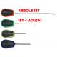 NEEDLES SET - 4 PCS. BLISTER