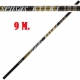 SENSAS POLE ROD ATLAS 100 , 9 M.