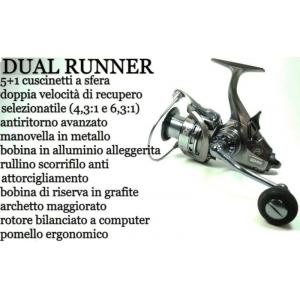 TEAM SPECIALIST DUAL RUNNER REEL 60