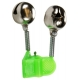EVIA DOUBLE BELL PLASTIC CLAMP