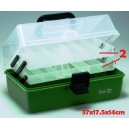 SENSAS FISHING BOX 2 TRAYS
