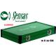 SENSAS ALUMINUM BOX FOR HOOK LINE 15X25CM