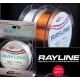 CINNETIC LINE RAYLINE 2000M ORANGE FIRE