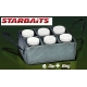 STARBAITS SET 6 BOTES + BOLSA
