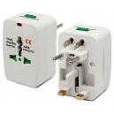TRAVEL adapter, universal plug