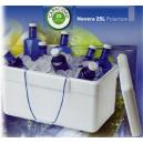 Kühlschrank 25 L. Porexpan