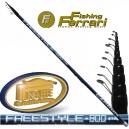 FISHING FERRARI FREESTYLE BOLOGNESI ROD 7 M.