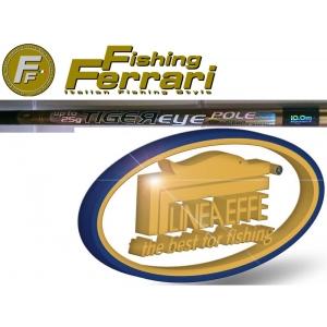Fishing Ferrari Canna Bolognese Carborex 7 Meter Fortex