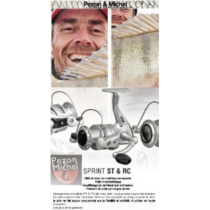 PEZON & MICHEL SPRINT REEL ST FV 30