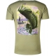 FISHING T-SHIRT AL AGNEW PRIMETIME