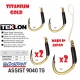 ANZUELO ASSIST TEKLON 9040 T G