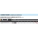 SENSAS CAÑA FEEDER BLACK ARROW 500