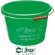 BUCKET 15 L. FOR GROUNDBAIT