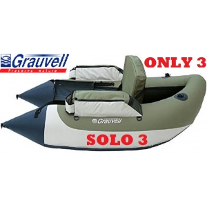 GRAUVELL FLOAT TUBE NOLAN ''EXPOSITION''