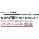 GRAUVELL TEKNOS TRUITE ROD TR 5800 TELE REGULABLE