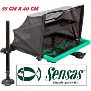 SENSAS Double Covered Side Tray EVA