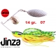 GRAUVELL JINZA SPINNER BAIT STONY